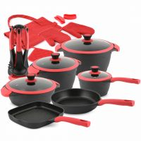 21 Piece Palass Cookware Set With Gift