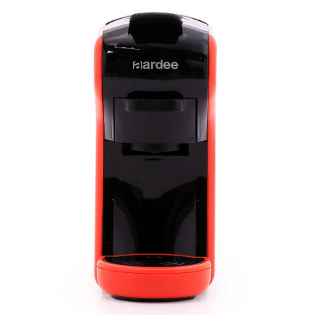 ماكينة تحضير القهوة ARCM-550-MC - أحمر