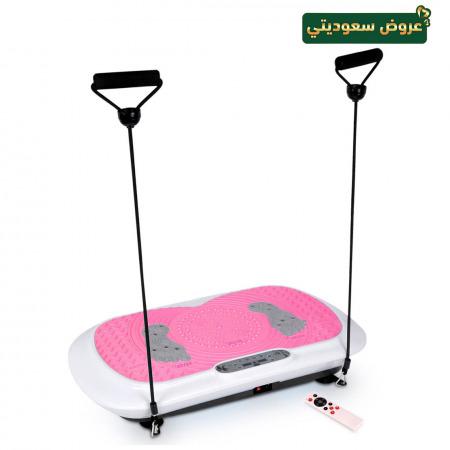 جهاز شيك آند فيت لأداء التمارين الرياضية بالاهتزاز