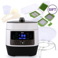 Instachef Multi-Function Electric Pressure Cooker & Gift