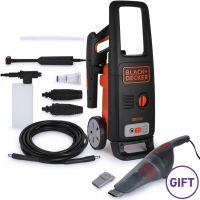 High Pressure Washer - BXPW1600E & Gift