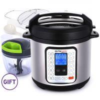 6 Liter Smart Pot Pressure Cooker & Gift