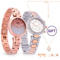 Ombre Rose Gold Watch & Gifts