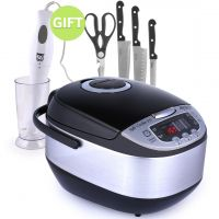 Digital Multi Cooker RC145-2090 & Gifts