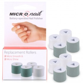 MicroNail - Replacement Rollers Set of 3