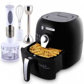 2.2L Air Fryer & Hand Blender