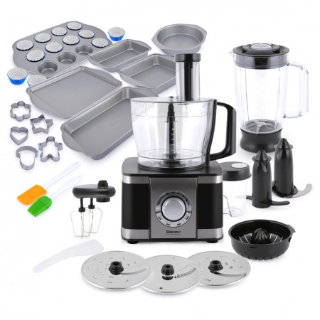 Food Processor & Bakeware Set