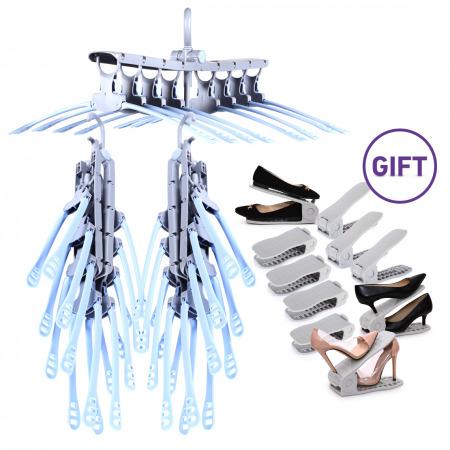 One Flip Smart hanger set & gift