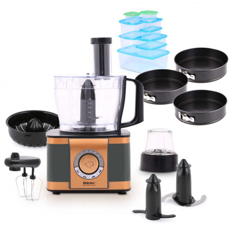 Multifunctional Food Processor EF408 - Empire Grey Collection & Gifts