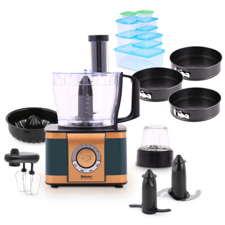 Multifunctional Food Processor EF408 - Gardenia Collection & Gifts