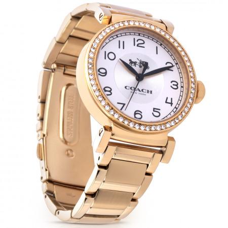 Gold Wristwatch