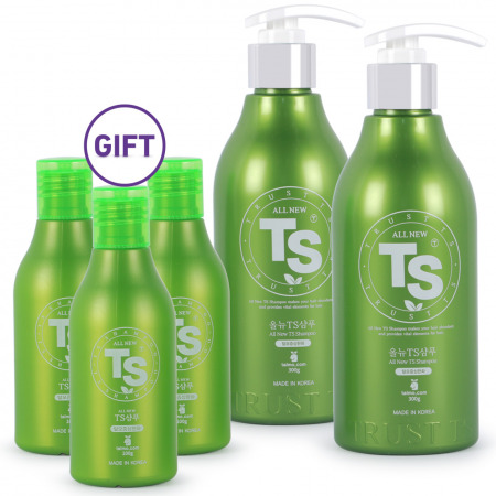 All-New Plus TS Shampoo with Gift