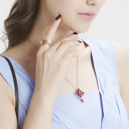 Tourmaline Jewelry Set