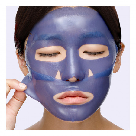 Cooling Eye Patch & Face Mask Set