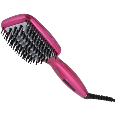 Hot Straightening Brush Liss 3D