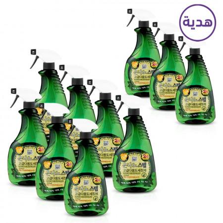 مُنظف مُتعدد الاستخدامات سيلفر نانو - اشتري 7 قطع واحصل على 3 هدية