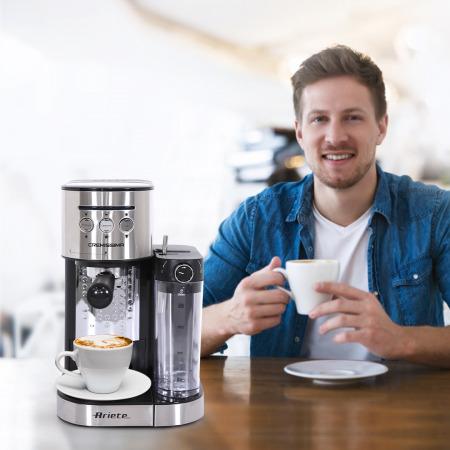ماكينة تحضير القهوة مُتعددة الاستخدامات كريميسيما